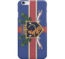The Holy Empire of Britannia Flag iPhone Case/Skin