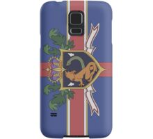 The Holy Empire of Britannia Flag Samsung Galaxy Case/Skin
