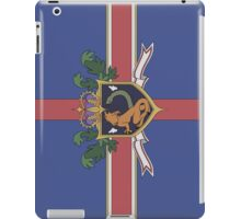 The Holy Empire of Britannia Flag iPad Case/Skin