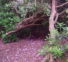 fllowey hideout by maylamortis