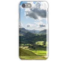 View from Cat Bells iPhone Case/Skin