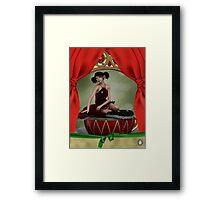 Christmas Pixie Framed Print