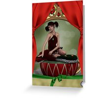 Christmas Pixie Greeting Card