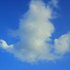 Cloud Dove by HeatherOwen