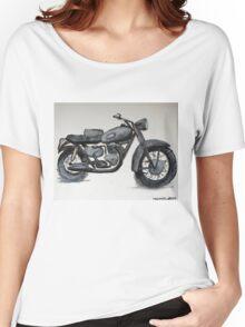 McQueen  Women's Relaxed Fit T-Shirt