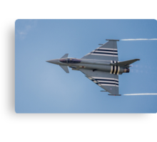 Pulling G Force Canvas Print