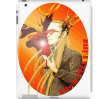 The Party King iPad Case/Skin