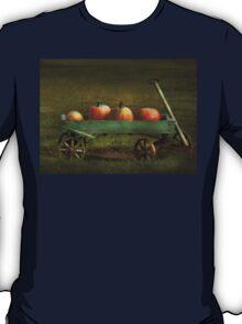 Autumn - Pumpkins - Free ride T-Shirt