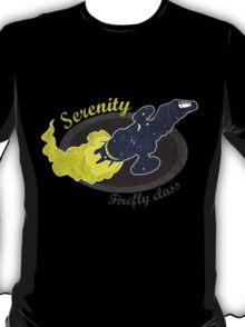 Serenity - Firefly Class T-Shirt
