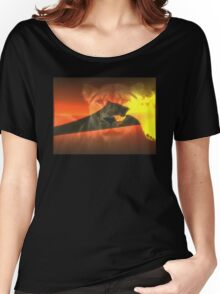 Soul Reflections (Collaboration with Marion Cullen) Women's Relaxed Fit T-Shirt