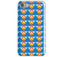 Sunset Triangles iPhone Case/Skin