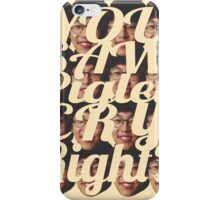 Imp - you saw Piglet cry right? :3 (Best quality) iPhone Case/Skin