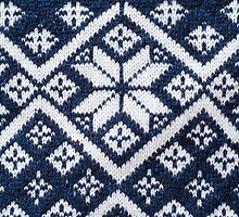 Retro Nordic Jersey Pattern by mrdoomits