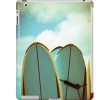 Vintage Surf Boards iPad Case/Skin