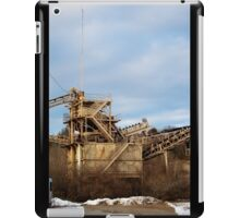 Mining Equipment and Conveyors 2 iPad Case/Skin