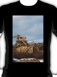 Mining Equipment and Conveyors 2 T-Shirt