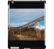 Mining Equipment and Conveyors 3 iPad Case/Skin