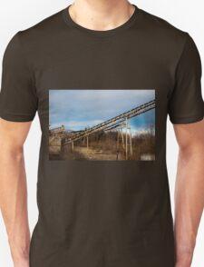 Mining Equipment and Conveyors 3 Unisex T-Shirt