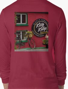 Kitty Kelly's restaurant, Donegal - wide Long Sleeve T-Shirt