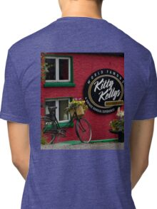 Kitty Kelly's restaurant, Donegal - wide Tri-blend T-Shirt