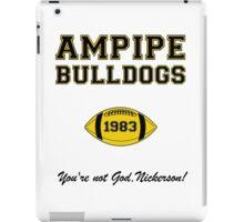 Ampipe Football iPad Case/Skin