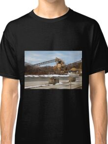 Mining Equipment and Conveyors Classic T-Shirt