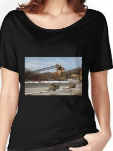 Mining Equipment and Conveyors Women's Relaxed Fit T-Shirt