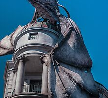 Diagon Alley Dragon by Chaos-Astrum