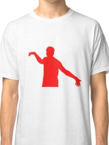 Red Sturridge Silhoutte Classic T-Shirt