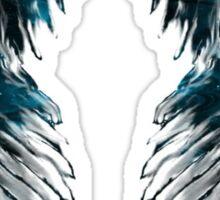 Angelic Wings Sticker