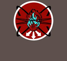 Burning Bound Emotion - Red/Blue T-Shirt