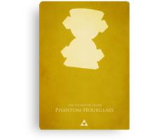 Phantom HourGlass Canvas Print