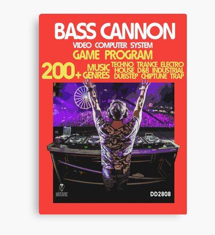 2600 Bass Cannon Canvas Print