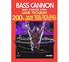 2600 Bass Cannon Photographic Print