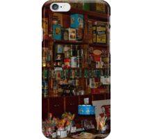 The Corner Shop iPhone Case/Skin