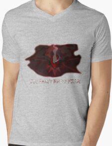 Pokemon- Fear Mens V-Neck T-Shirt