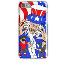 Uncle Scam iPhone Case/Skin