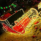 Santas Sleigh by ©The Creative  Minds