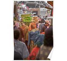 Surabaya market Poster