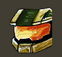 Master Chief Sketch Unisex T-Shirt