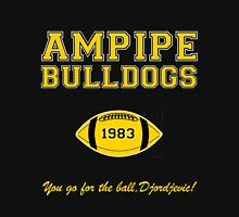 Ampipe Football Alternates Men's Baseball ¾ T-Shirt