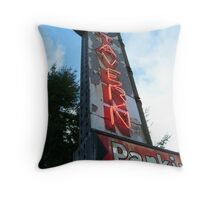 The Place to Be Throw Pillow