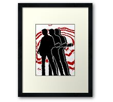 The Stoner Framed Print