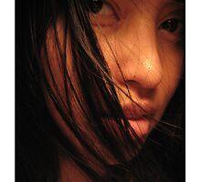 myself potrait by Suryani Shinta