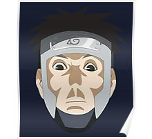 Yamato's Scary Face 1 - Naruto Poster