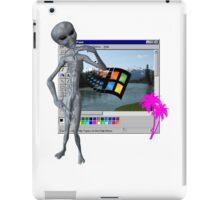 90s Aesthetic iPad Case/Skin