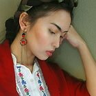 me as Frida by Suryani Shinta