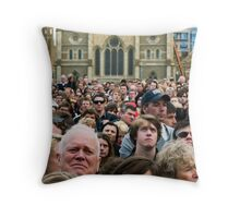 Sorry Day  Throw Pillow