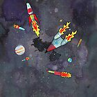 6 Rockets by Susan Craig
