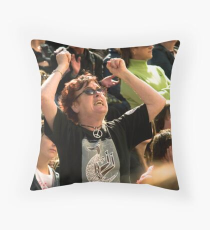Sorry Brendon, not good enough! Throw Pillow